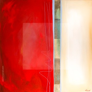 Red or White 24 x 24