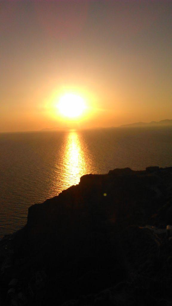 Um passeio pelas ilhas gregas – Santorini