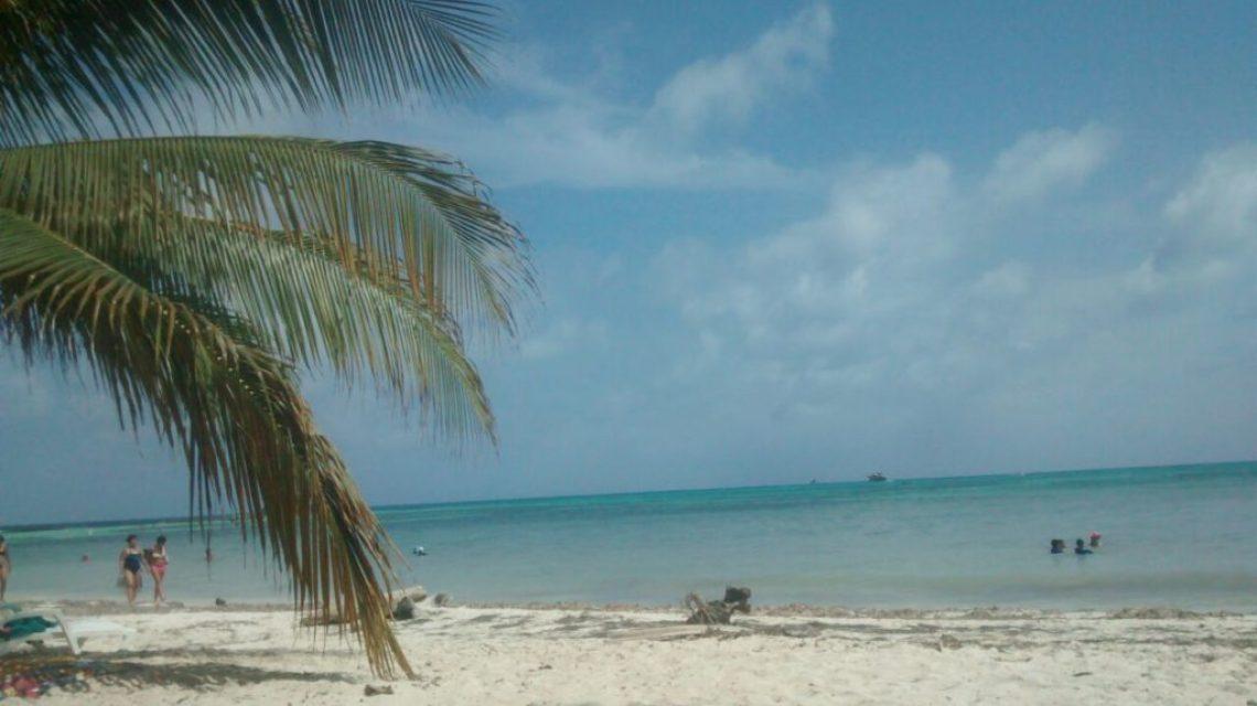 Playa San Luis, em San Andrés