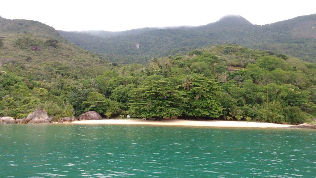 Saco do Mamanguá, o paraíso de Paraty