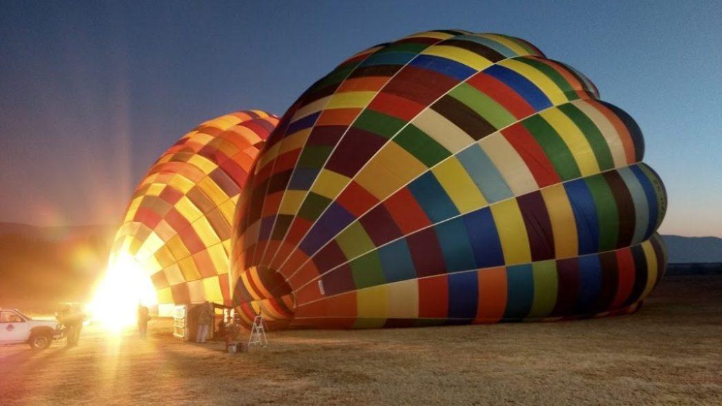 Bill Harrop's Balloon