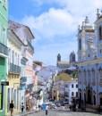 Passeio pelo centro histórico de Salvador é uma das atrações do Tour.