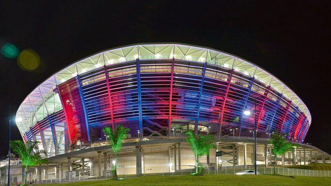 Passeio em Salvador: Venha conhecer assistir o jogo na Arena com o De Boa
