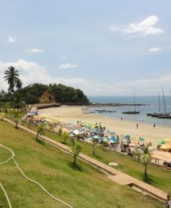 Passeio em Salvador -Só Ilha dos Frades