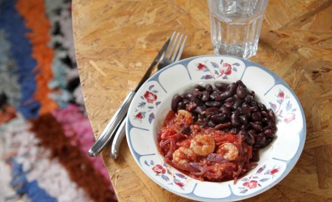 3 recettes avec des crevettes