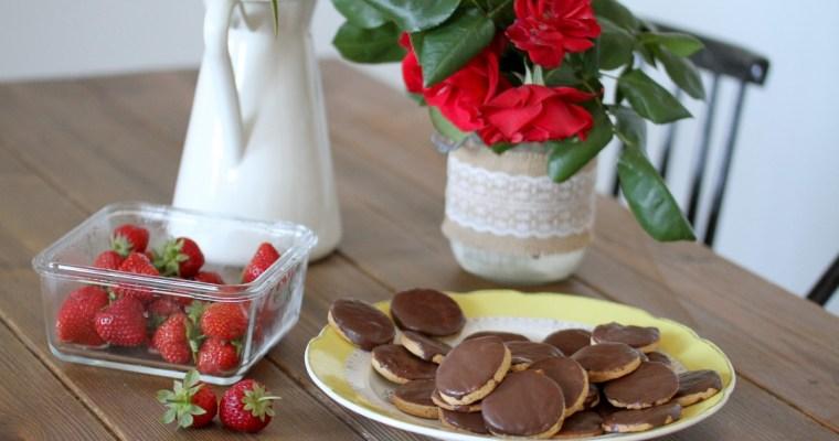 Les biscuits façon Granola