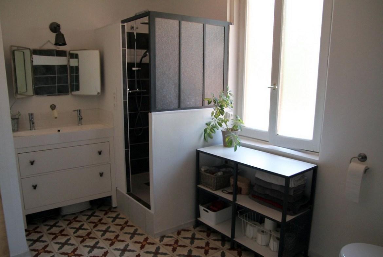 Meuble Sous Lavabo Maison Du Monde la salle de bain terminée - debobrico