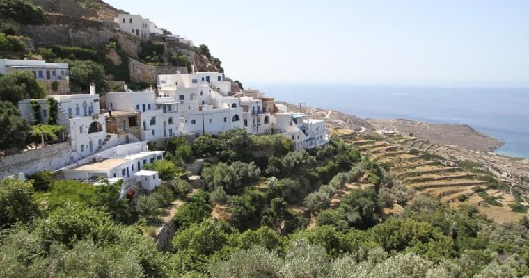 Visite guidée de la Perle de la Mer Egée: Tinos