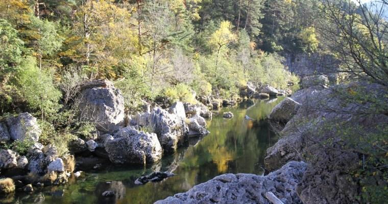 Vacances d'automne entre Lozère et Aveyron