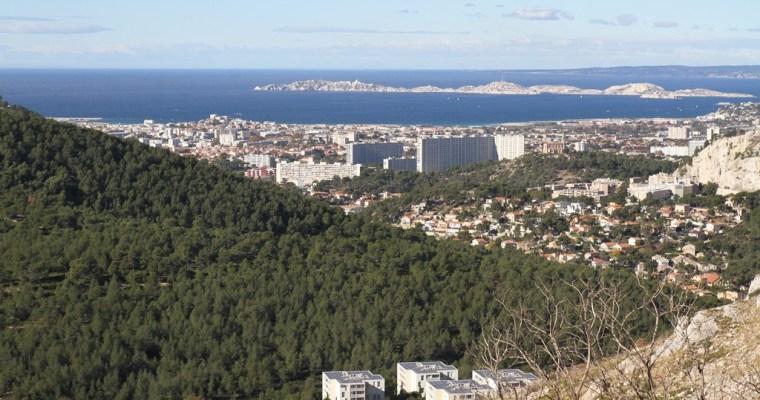 Juste à deux, à Marseille