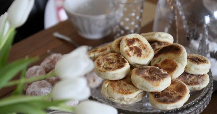Plaisir de petit-déjeuner: les Muffins anglais
