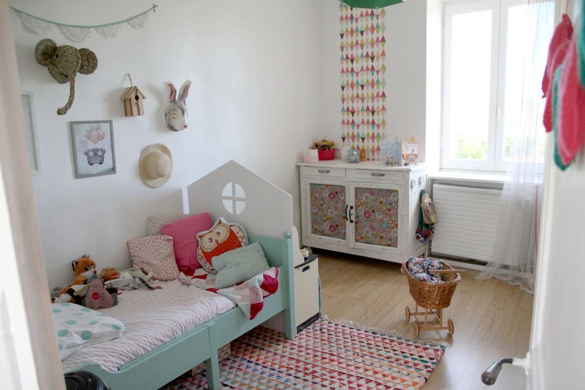 Décorer une chambre de petite fille