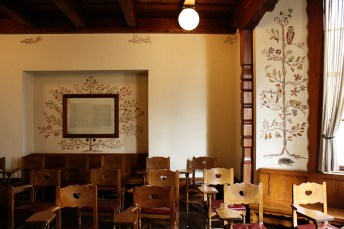 The Czechoslovakian Room