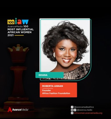 100 MOST INFLUENTIAL AFRICAN WOMEN