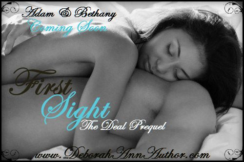 First Sight ~ The Deal Prequel Teaser 4
