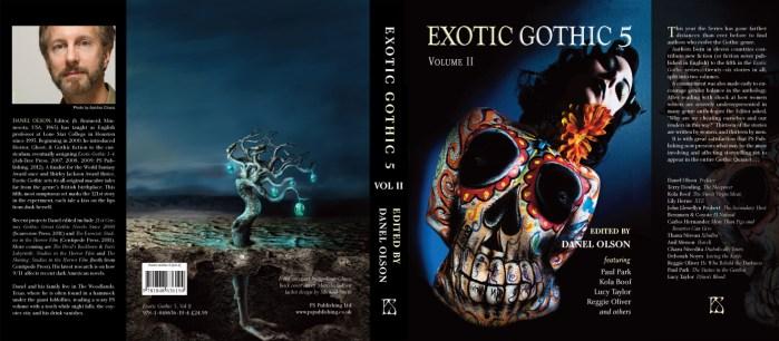 Exotic Gothic Vol 2 full jacket