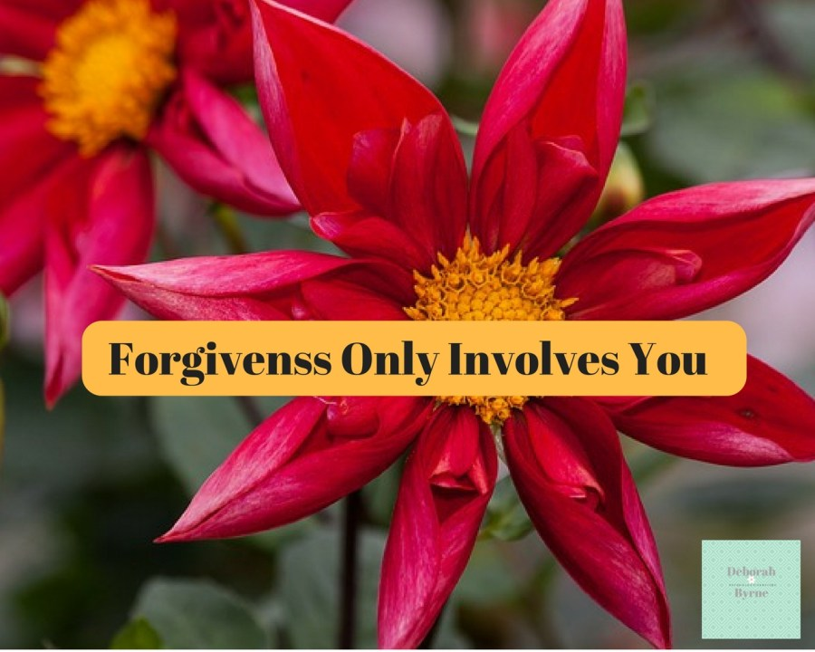 Forgiveness Only Involves You DBpsychology