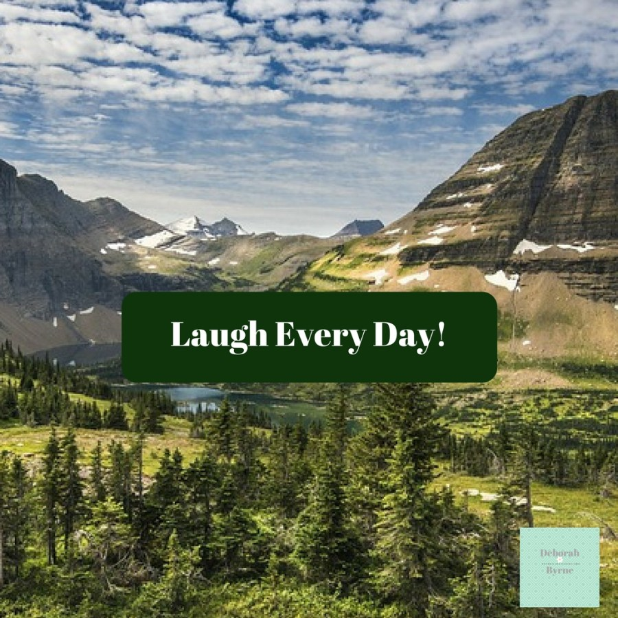 Laugh Every Day! DBpsychology 8
