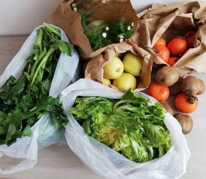 Come risparmiare sull'acquisto di frutta e verdura.