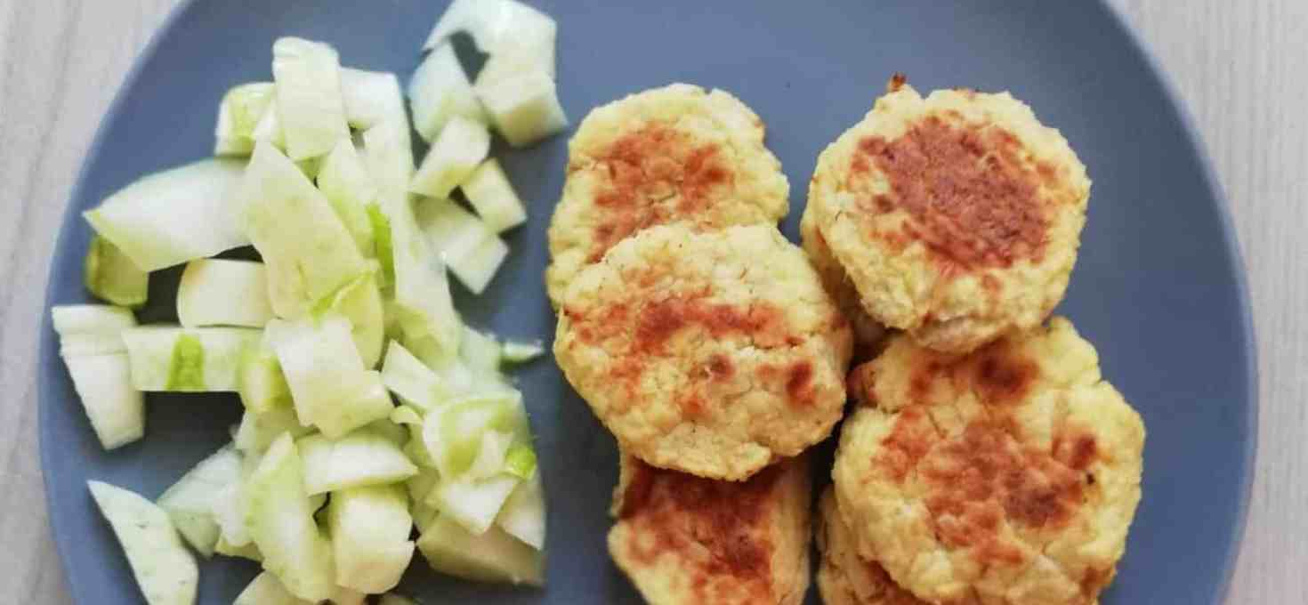 Polpettine di patate e tonno
