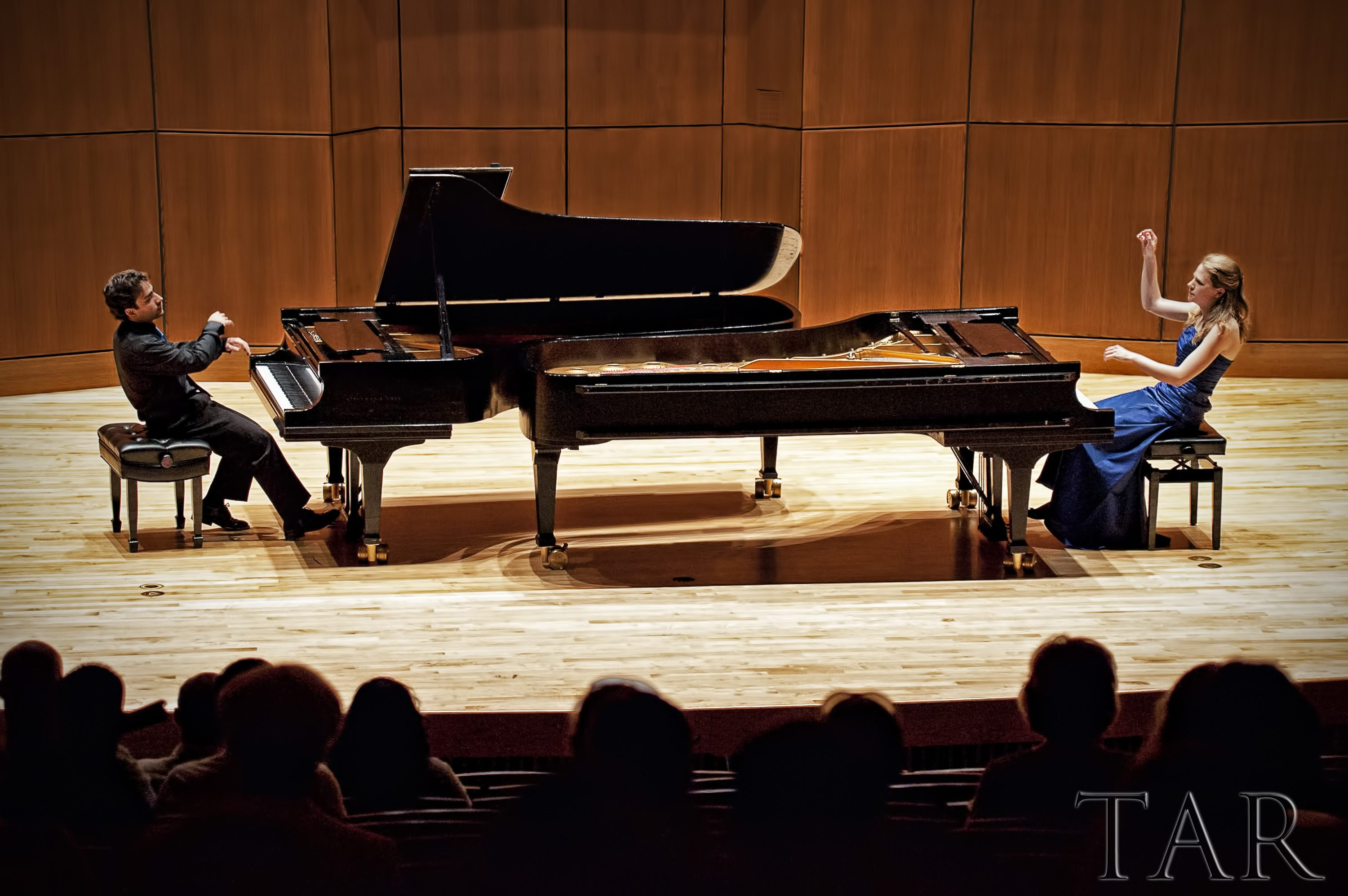 Piano Pinnacle in Concert