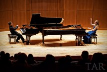 Piano Pinnacle in Recital