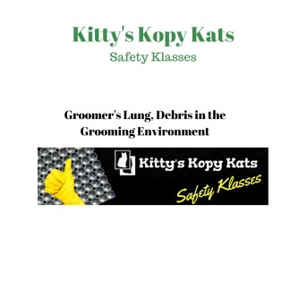 Safety Class for Groomers, Lung Safety