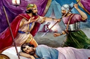Samuel 26 David and Saul