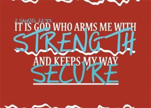 2 Samuel 22-33