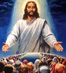 Jesus says, Come unto Me