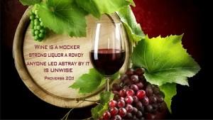 Proverbs 20 1