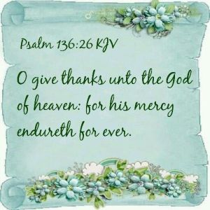 Psalm 136 26