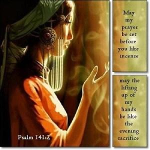 Psalm 141 2