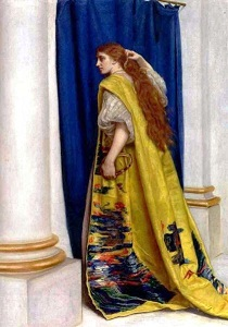 Esther b Millais 1865=50