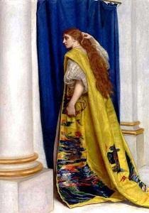 Esther b Millais 1865=50