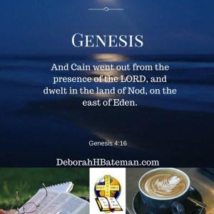 Genesis 4 16