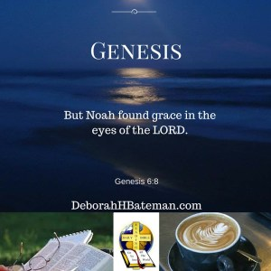 Genesis 6 8