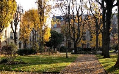 A Favorite Paris Neighborhood, Above and Below Ground