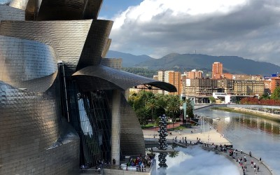 In Bilbao, a Flavorful Mix of Modern and Medieval