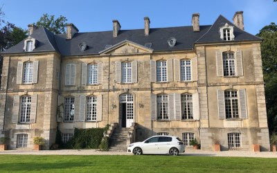 Covid Cocooning in a French Château