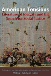 American Tensions: Literature of Identity and the Search for Social Justice book cover