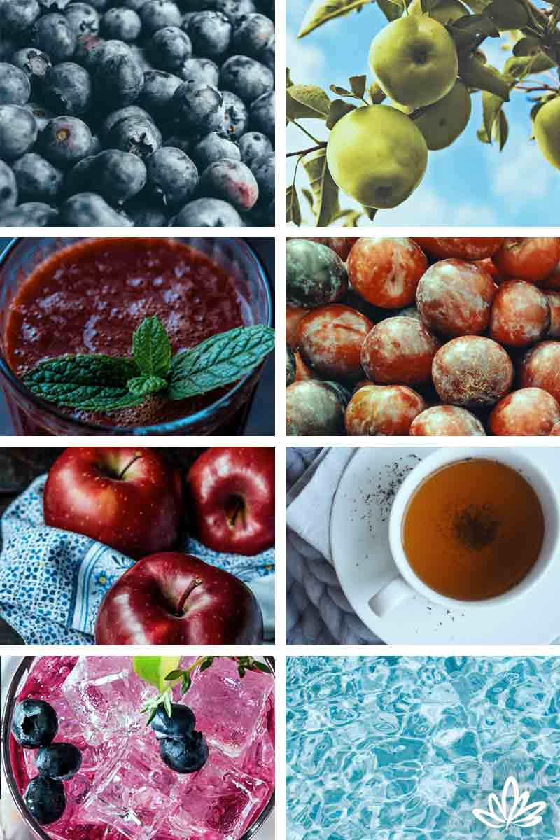Throat Chakra Foods