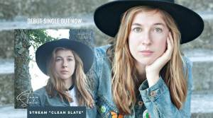 Amanda Munro and her new album, Clean Slate