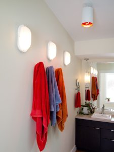 different bathroom lighting ideas