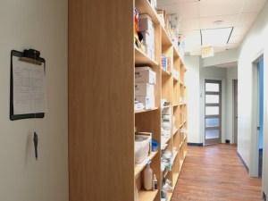 Storage Hall Dental Clinic