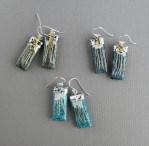 Waterfall Pendant Earrings