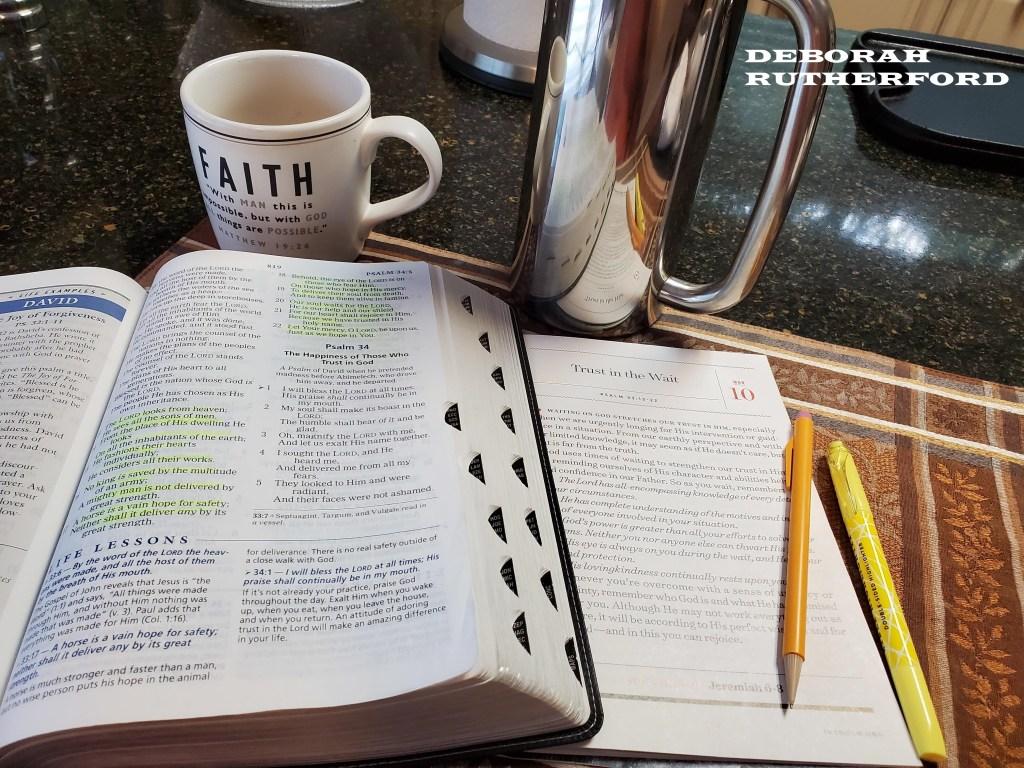 Faith & Bible Study