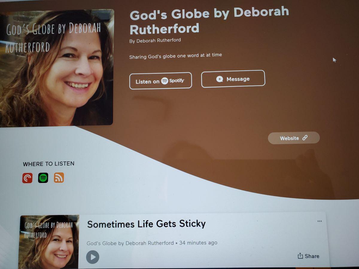 God's Globe Podcast