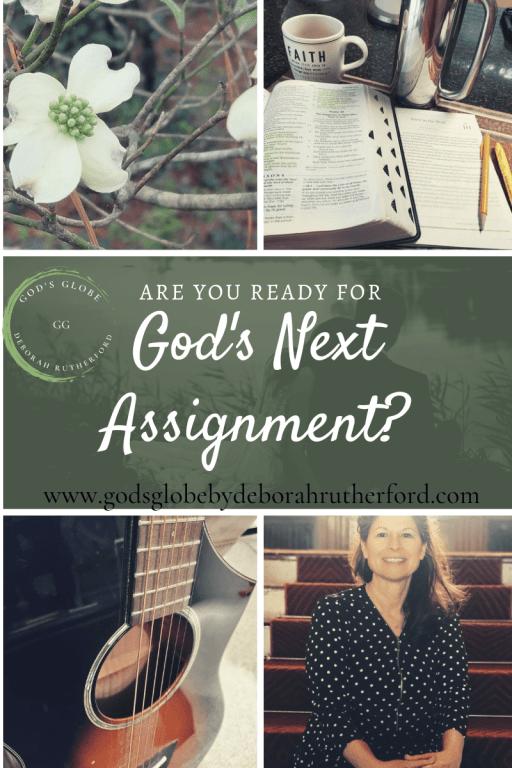 God's Next Assignment