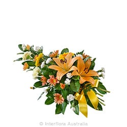 LASTING TRIBUTE Sympathy spray suitable for service AUS 854